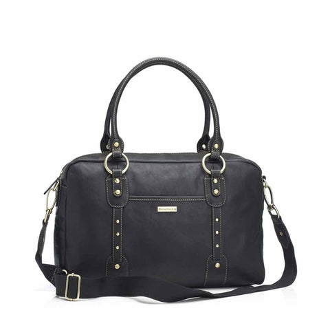 Storksak Changing Bag - Elizabeth in Black