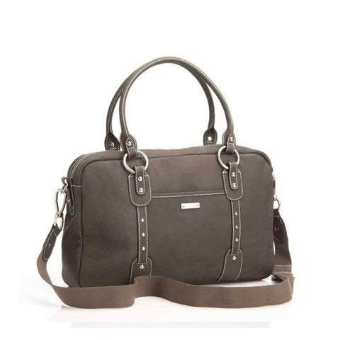 Storksak Changing Bag - Elizabeth in Walnut