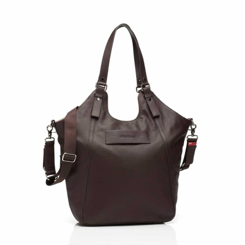 Storksak Changing Bag - Ellena in Mocha