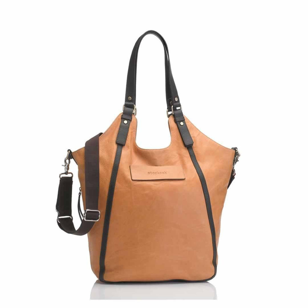 Storksak Changing Bag - Ellena in Twisted Tan