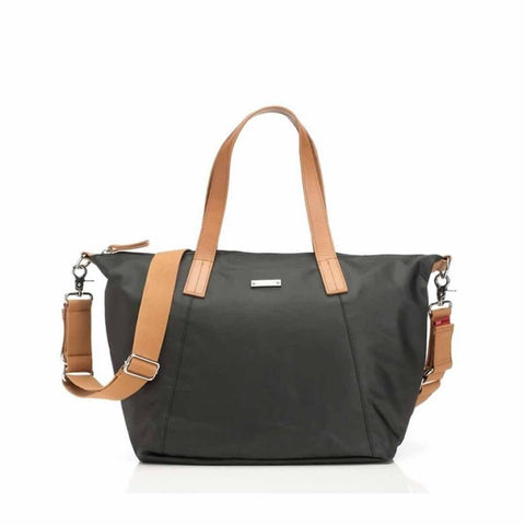 Storksak Changing Bag - Noa - Black - Changing Bags - Natural Baby Shower