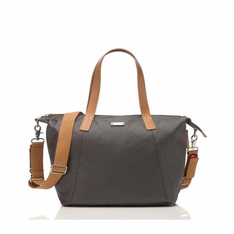 Storksak Changing Bag - Noa - Grey - Changing Bags - Natural Baby Shower