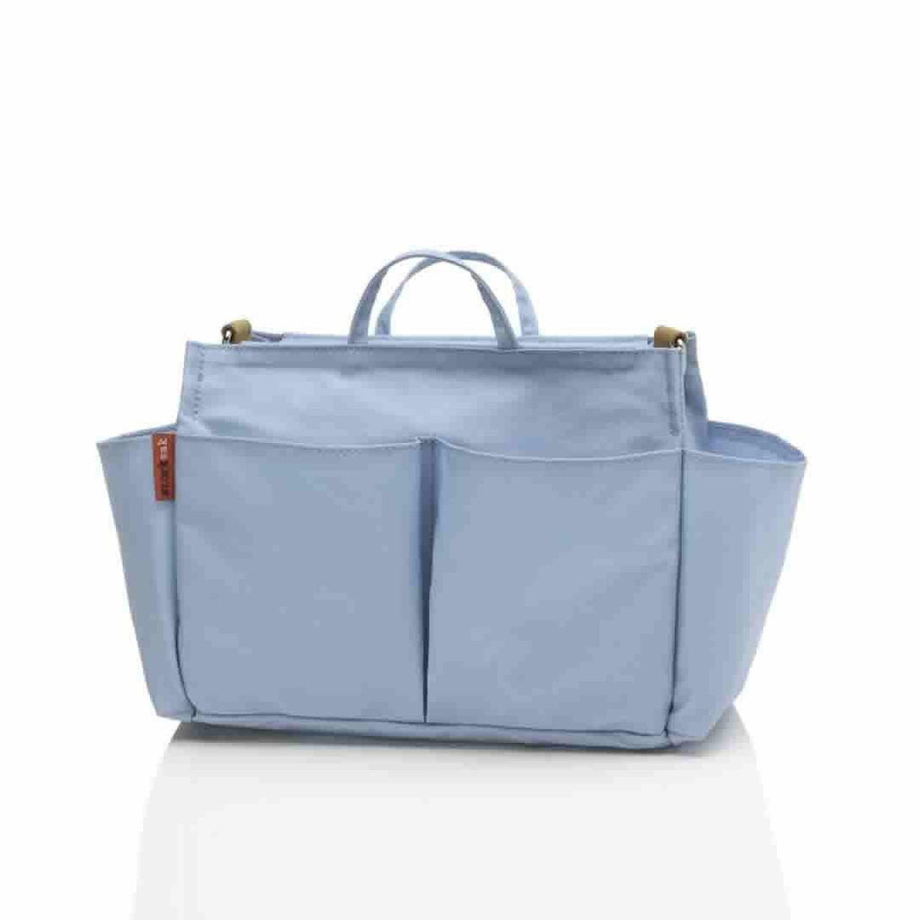 Storksak Changing Bag - Noa - Powder Blue Organiser