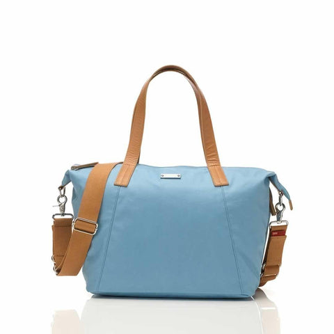 Storksak Changing Bag - Noa - Powder Blue - Changing Bags - Natural Baby Shower
