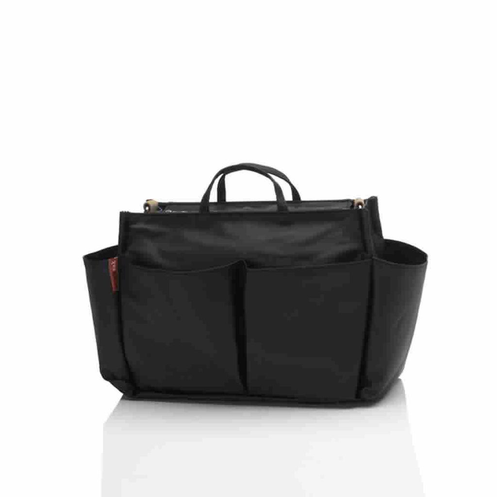 Storksak Changing Bag - Noa - Black Organiser