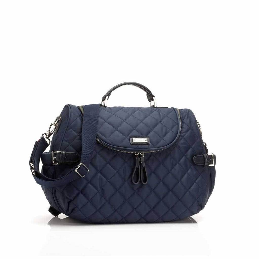 Storksak Changing Bag - Poppy in Navy