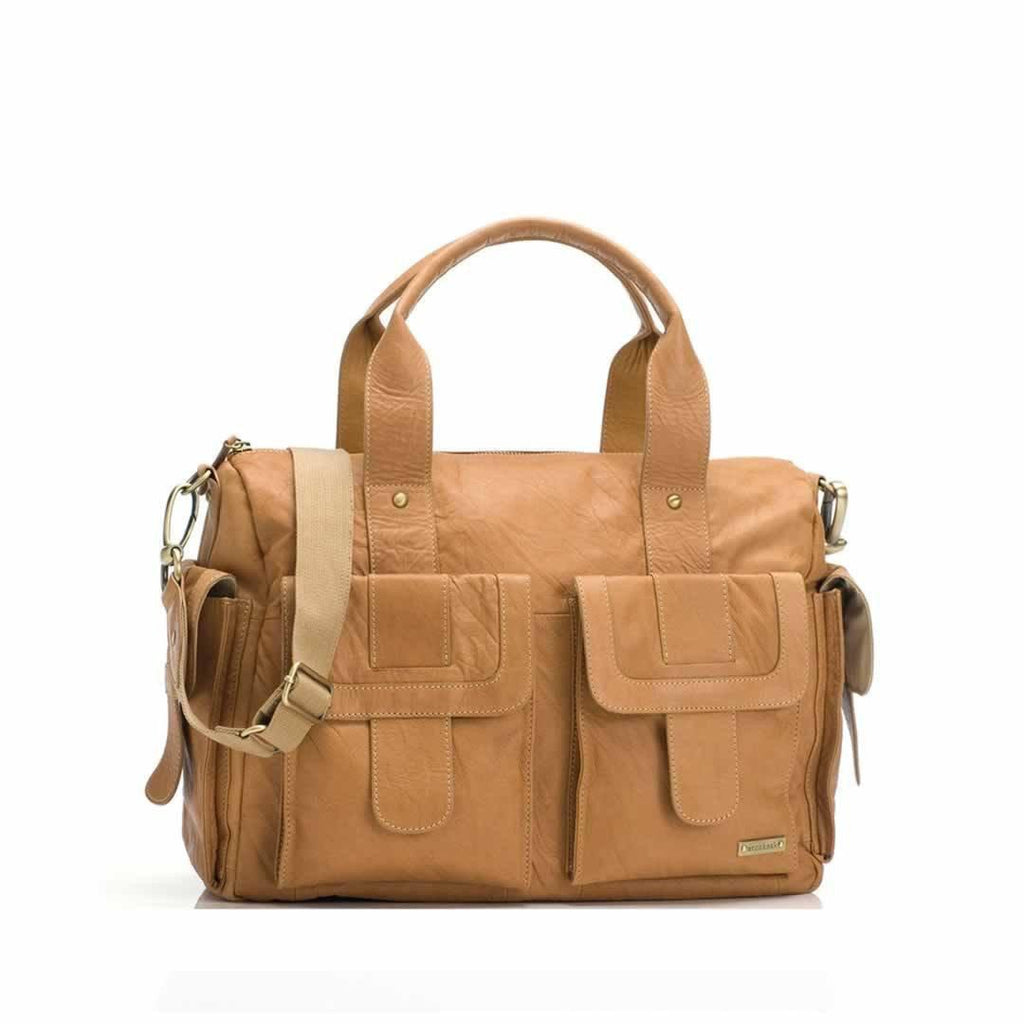 Storksak Changing Bag - Sofia in Tan