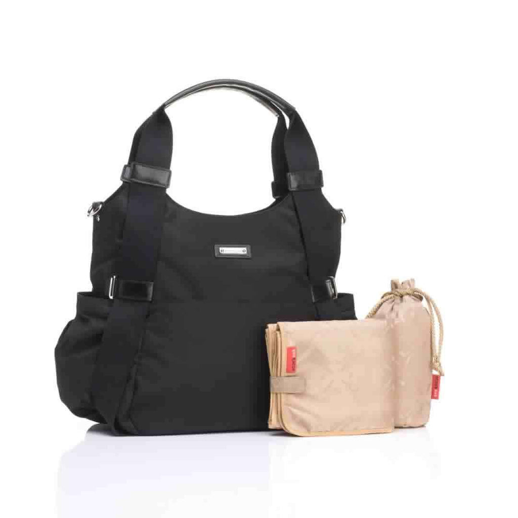 Storksak Changing Bag - Tania Bee Black