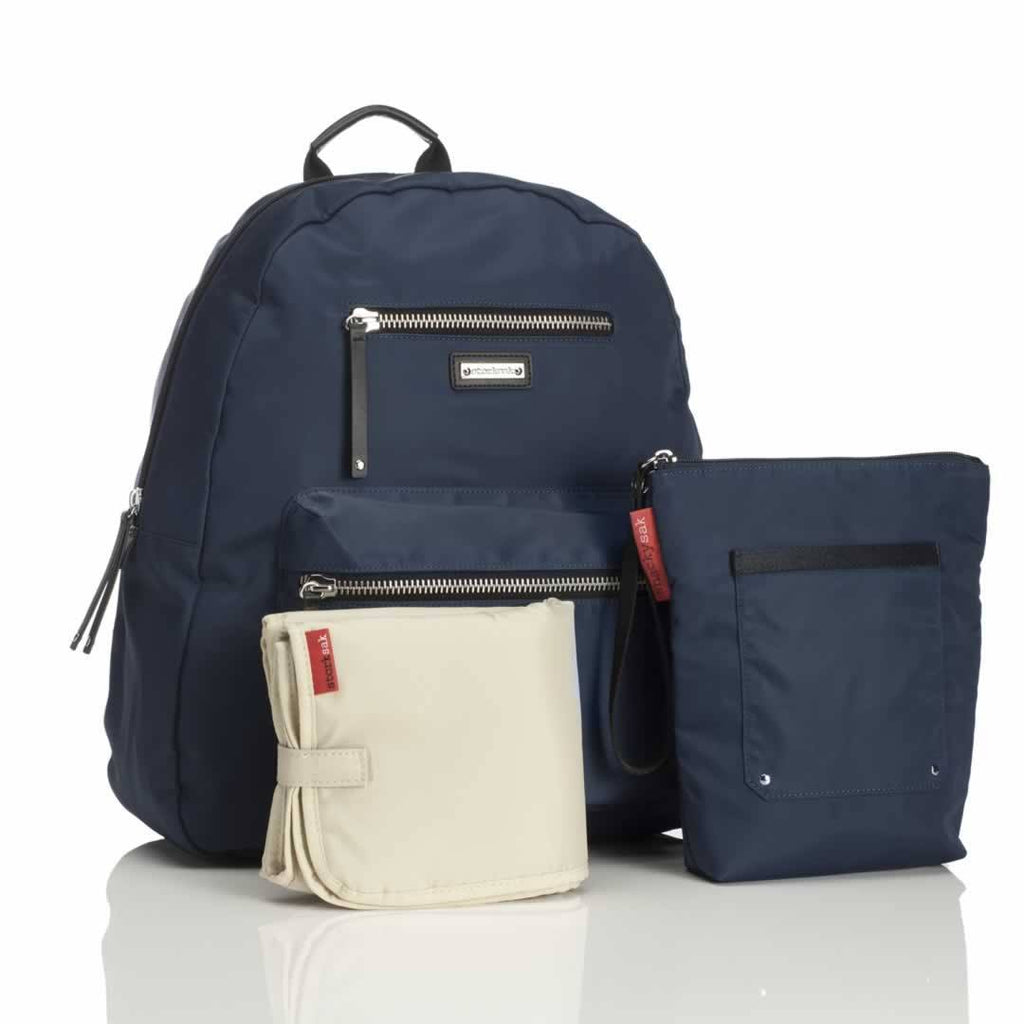 Storksak Changing Bag - Charlie - Navy - Changing Bags - Natural Baby Shower
