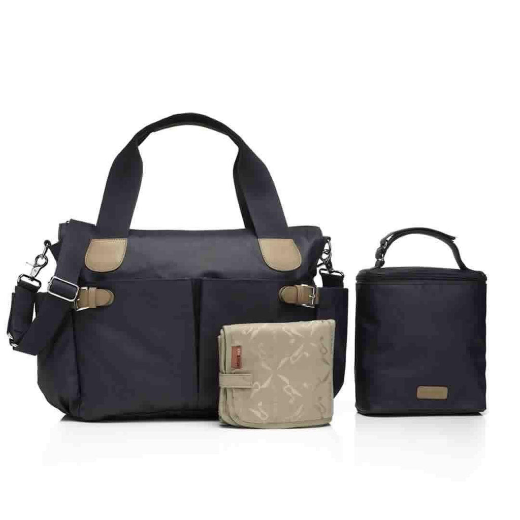 Storksak Changing Bag - Kay - Navy - Changing Bags - Natural Baby Shower