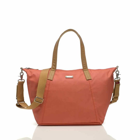 Storksak Noa Changing Bag - Coral - Changing Bags - Natural Baby Shower
