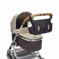 Storksak Travel Stroller Organiser in Black