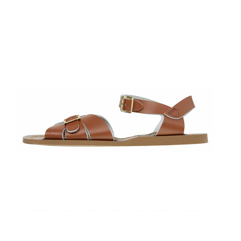 Salt-Water Kids Sandals - Classic - Tan-Sandals- Natural Baby Shower