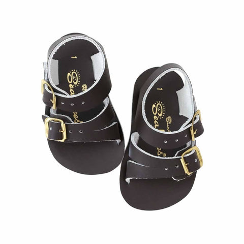 Sun-San Saltwater Sandals Seawee Brown