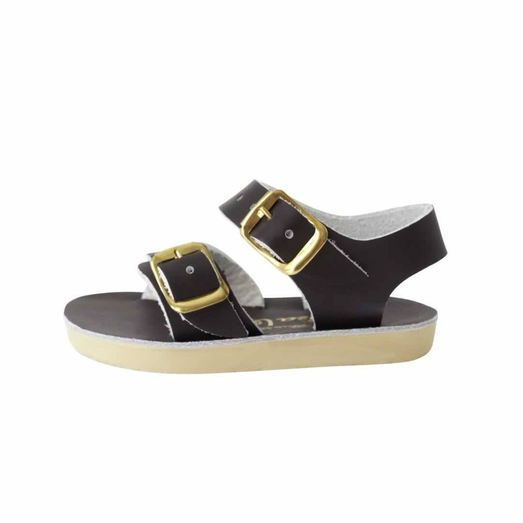 Sun-San Saltwater Sandals Seawee in Brown