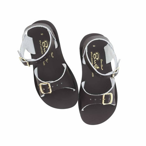 Sun-San Saltwater Sandals Surfer in Brown