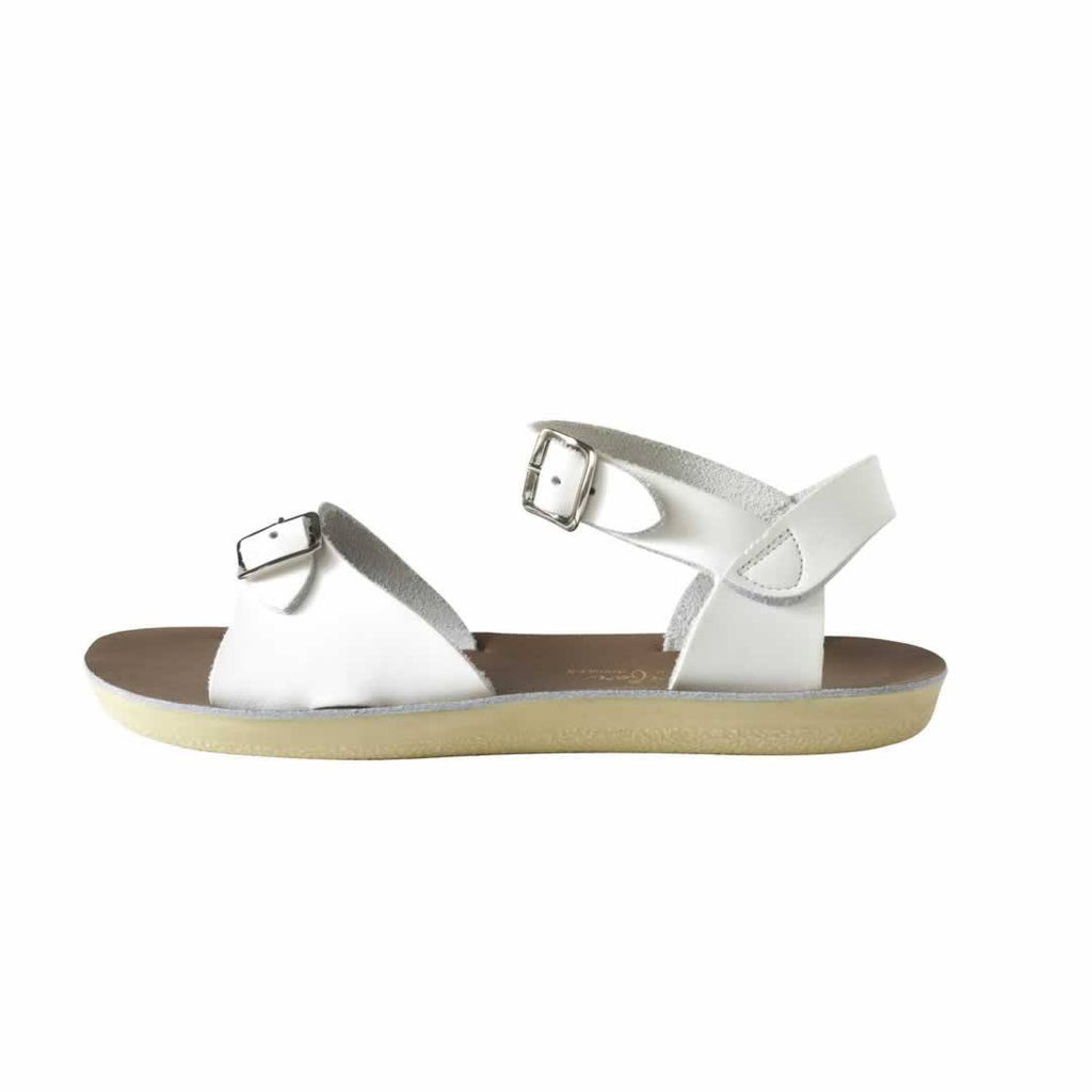 Sun-San Saltwater Sandals Surfer in White
