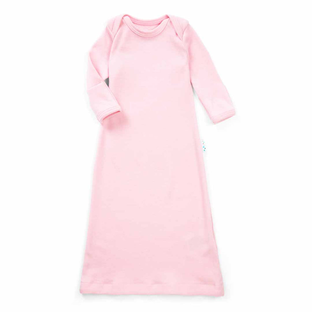 Superlove Merino Sleep Gown - Blush Pink