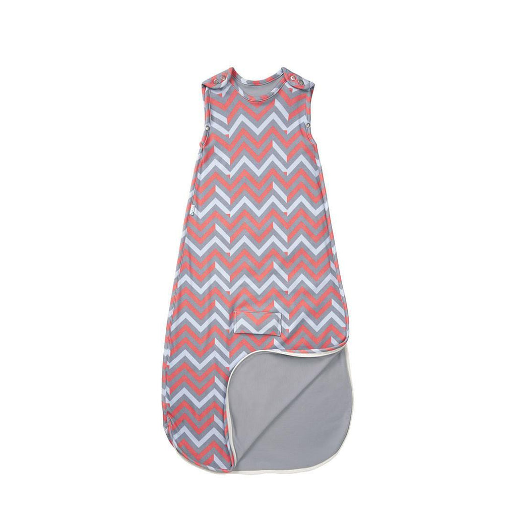Superlove Merino & Organic Cotton Sleep Bag in Digital Native