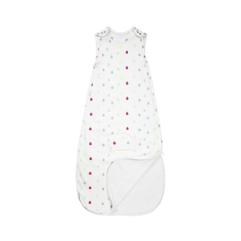 Superlove Merino & Organic Cotton Sleep Bag in Rainbow Drops