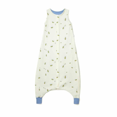 Superlove Organic Cotton & Merino Toddler Sleeping Bag in Bumble