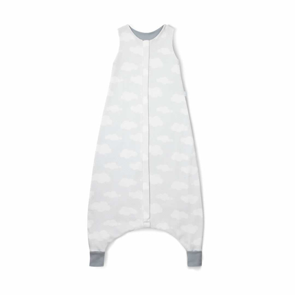 Superlove Organic Cotton & Merino Toddler Sleeping Bag in Silver Linings