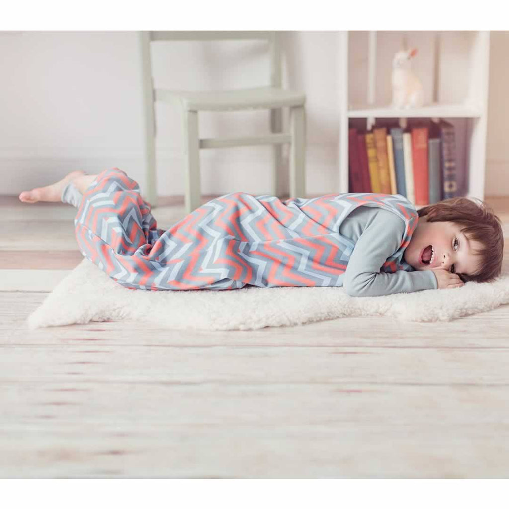 Superlove Organic Cotton & Merino Toddler Sleeping Bag - Digital Native Lifestyle