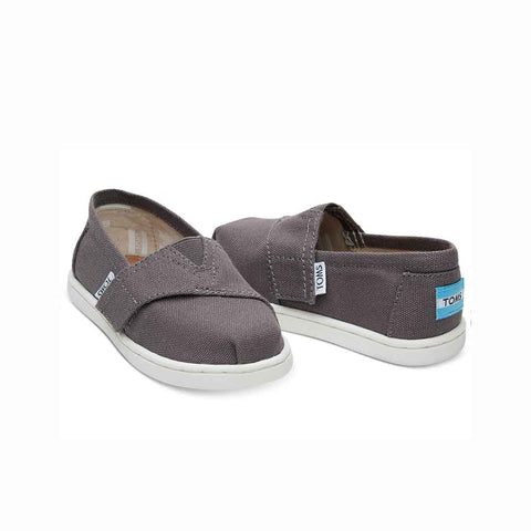 TOMS Alpargata Shoes - Grey