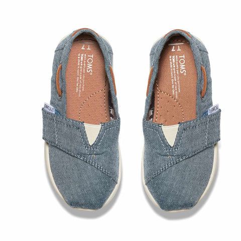 TOMS Bimini Shoes - Light Blue 2