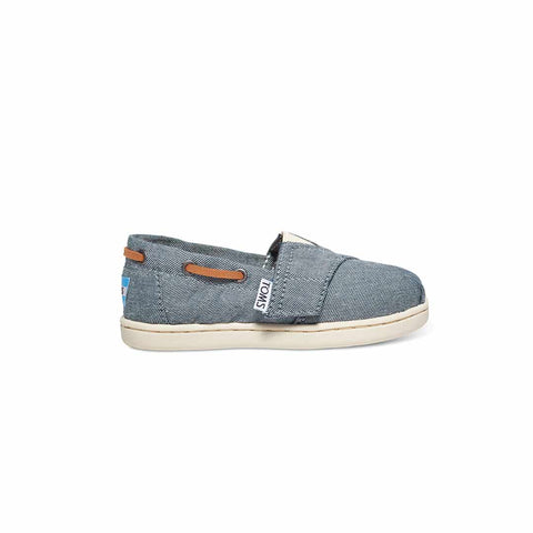 TOMS Bimini Shoes - Light Blue