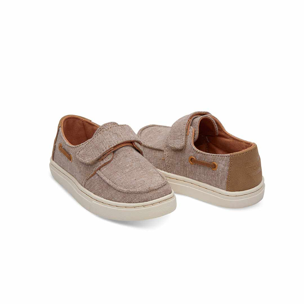 TOMS Culver Shoes - Brown-Shoes- Natural Baby Shower