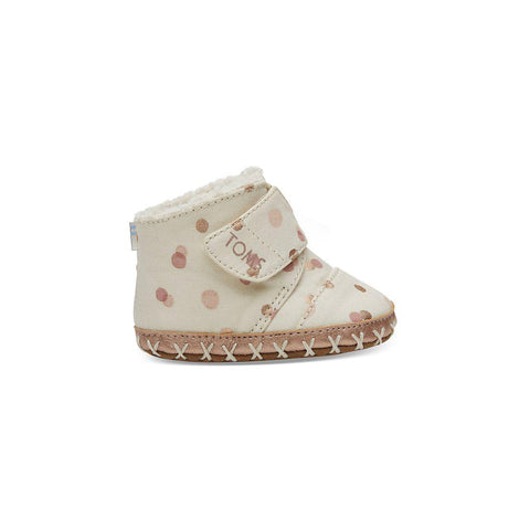 TOMS Cuna Shoes - Natural-Soft Soles- Natural Baby Shower