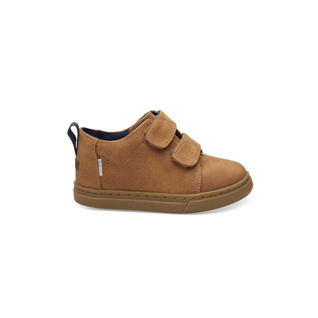 TOMS Lenny Mid Shoes - Brown-Shoes- Natural Baby Shower