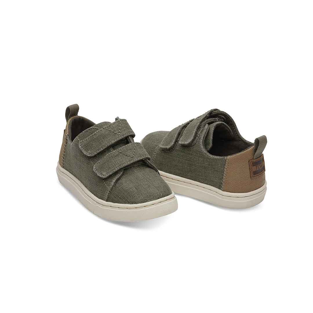 02955f3df51 TOMS Lenny Shoes in Green – Natural Baby Shower