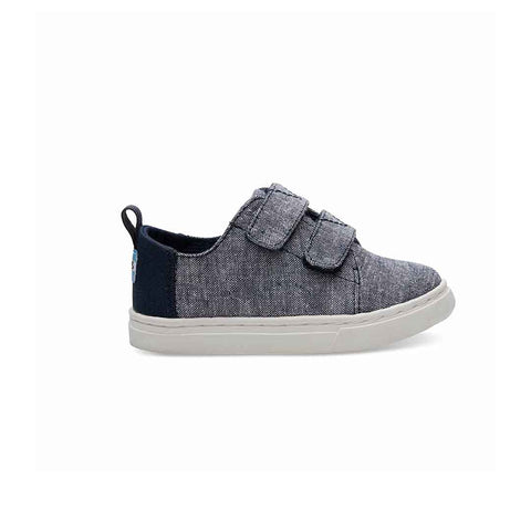 TOMS Lenny Shoes - Navy-Shoes- Natural Baby Shower