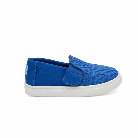 TOMS Luca Shoes - Blue 1