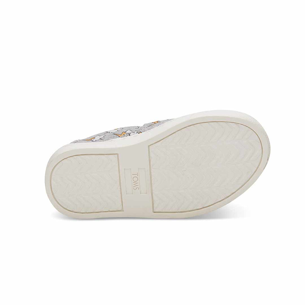 TOMS Luca Shoes - Grey-Shoes- Natural Baby Shower