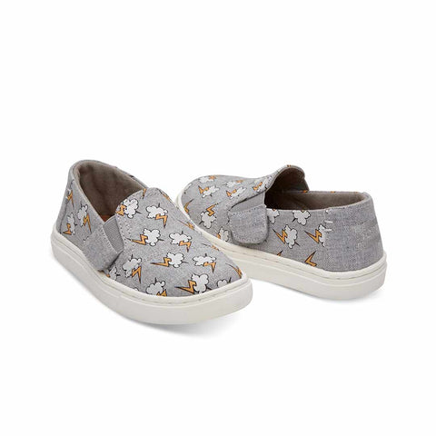 ba939390afa TOMS Luca Shoes - Grey-Shoes- Natural Baby Shower ...