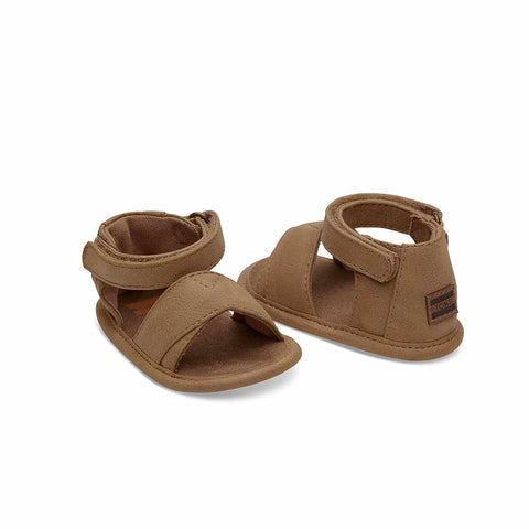 TOMS Shiloh Sandals - Brown-Sandals- Natural Baby Shower