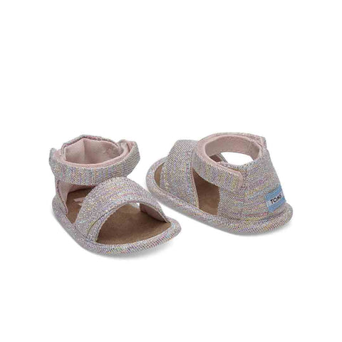 TOMS Shiloh Sandals - Multi-Sandals- Natural Baby Shower