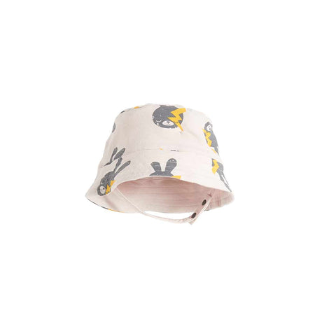 The Bonnie Mob Bowen Sunhat - Sand Bunny-Hats- Natural Baby Shower