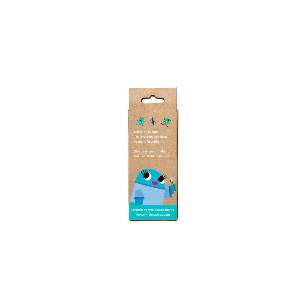 The Brushies - Brushie Toothbrush - Willa-Toothbrushes- Natural Baby Shower
