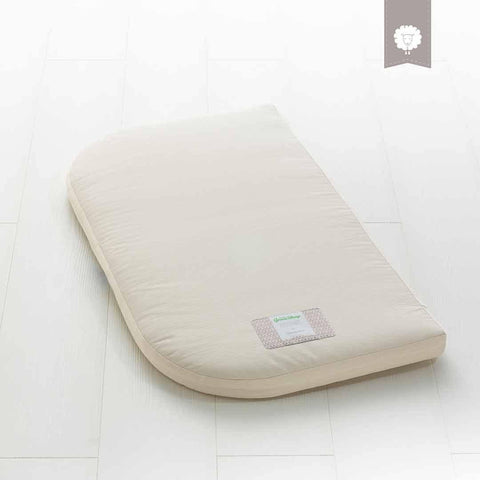 The Little Green Sheep - Natural Crib Mattress - BabyBay Maxi