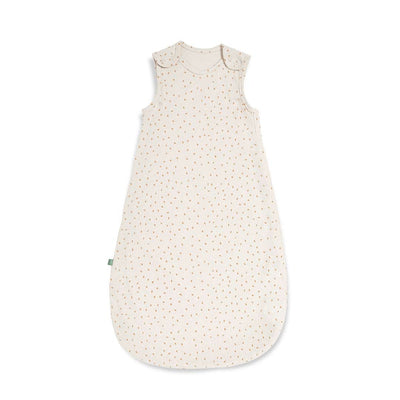 The Little Green Sheep Sleeping Bag - 1 TOG - Linen Rice-Sleeping Bags- Natural Baby Shower