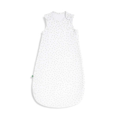 The Little Green Sheep Sleeping Bag - 1 TOG - White Rice-Sleeping Bags- Natural Baby Shower