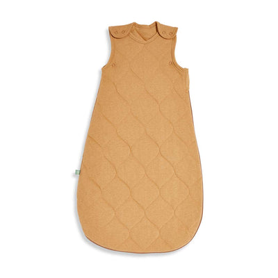 The Little Green Sheep Sleeping Bag - 2.5 TOG - Honey-Sleeping Bags-6-18m-Honey- Natural Baby Shower