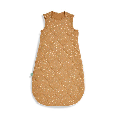 The Little Green Sheep Sleeping Bag - 2.5 TOG - Honey Rice-Sleeping Bags- Natural Baby Shower