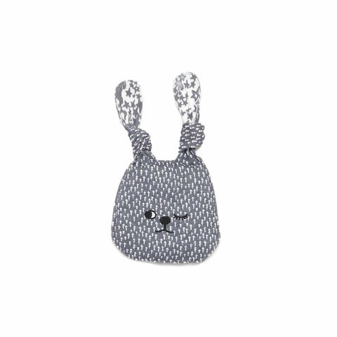 The Bonnie Mob Beanz Bunny Toy Greys Night Sky