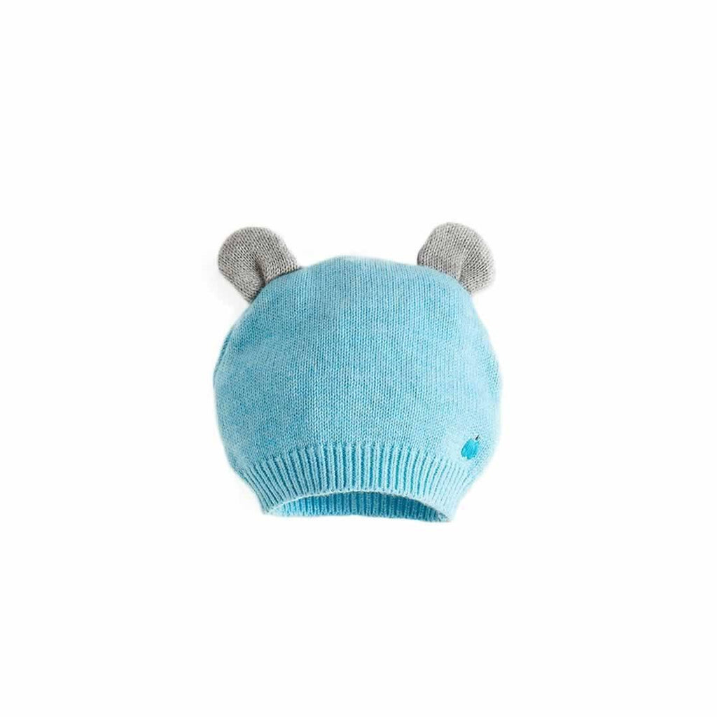 The Bonnie Mob Elky Hat with Ears - Pale Blues
