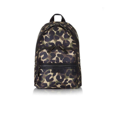 Tiba + Marl Elwood Backpack - Camo-Changing Bags- Natural Baby Shower